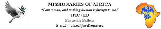 JPIC-ED Bulletin headline
