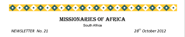 Newsletters South Africa no 21