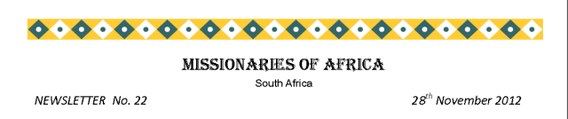 Newsletters South Africa no 22