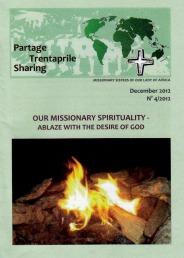 Sharing MSOLA December 2012
