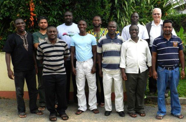 Young confreres meeting in Ndola 03 - Copie