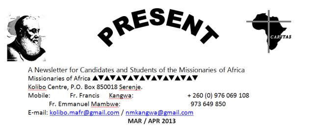 05 Present Magazine Mar-April 2013 logo