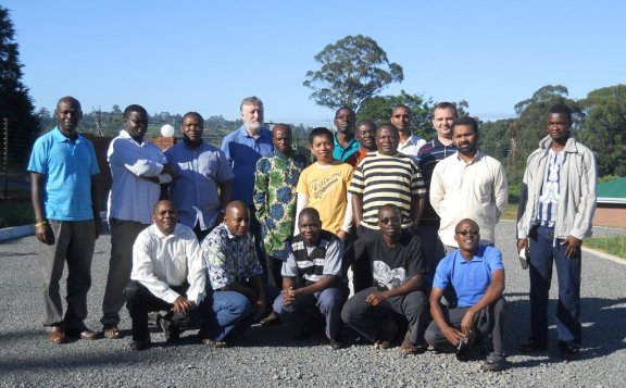 Forth Phase Theological Studies - Merrivale 2013
