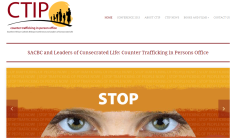 CTIP Human Trafficking Logo