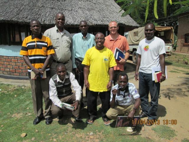 Lumimba Pastoral Team 2013