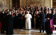 ADDRESS OF POPE FRANCIS