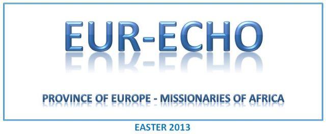Eur-Echo Easter 2013
