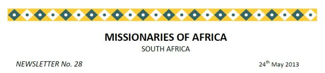 Newsletter South Africa no 28