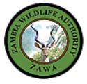 Zambia Wildlife Authority logo