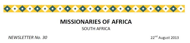 Newsletter South Africa no 30
