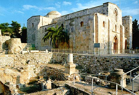 Ste Anne church in Jerusalem