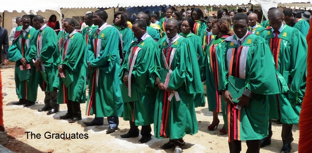 third graduation ceremony of dmi catholic university in