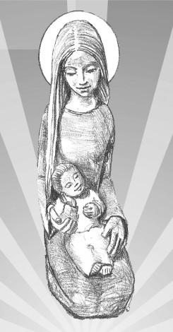 Mary and the child Jesus by Coninx_modifié-1