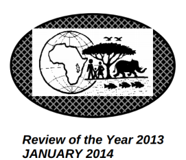 CfSC Press Review Jan 2014