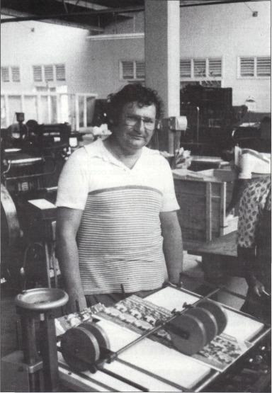 Karl Kälin 1985