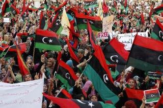 Najla Libya women 3-2