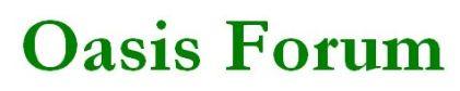 Oasis Forum Logo