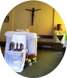 Woodlands' chapel 2013