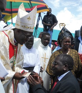 BISHOP Patrick Chisanga