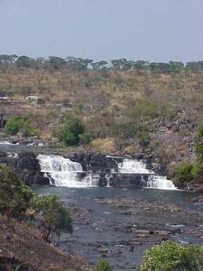 Musonda Falls