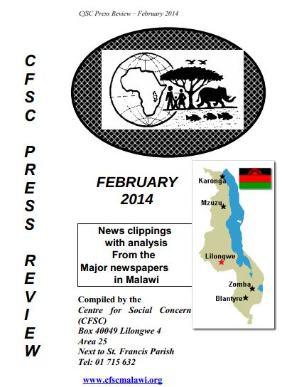 2014-02 Press Review