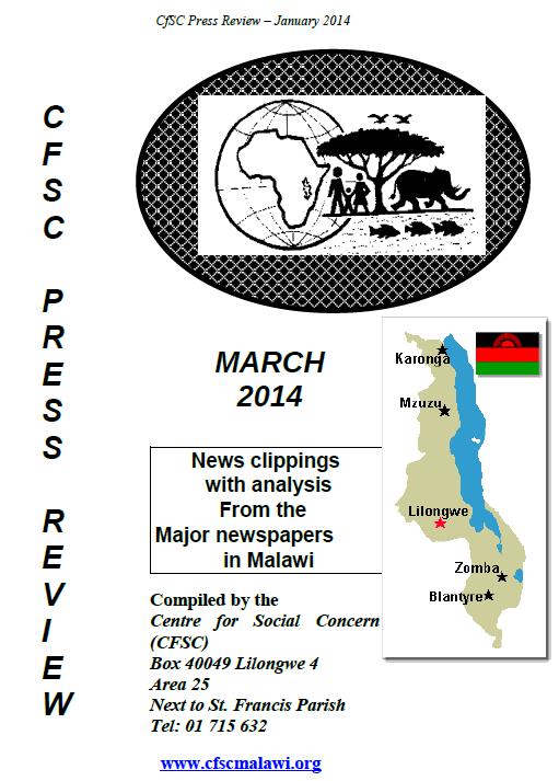 2014-03 Press Review