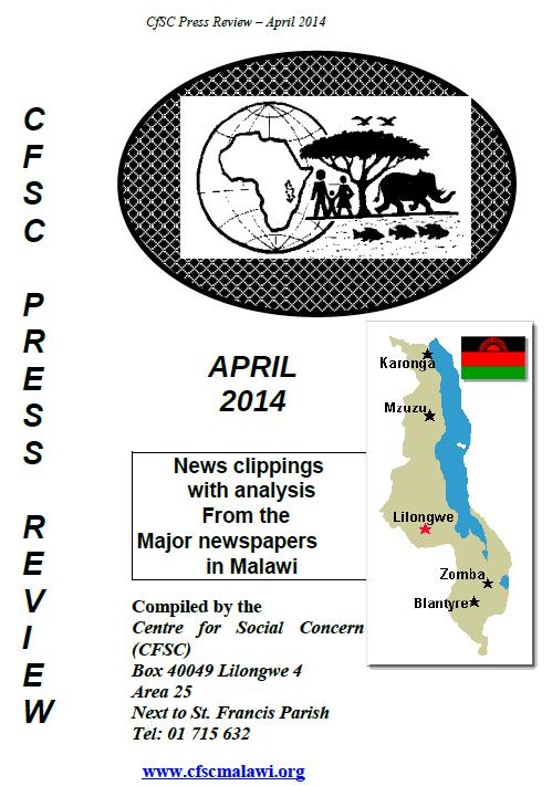 2014-04 Press Review