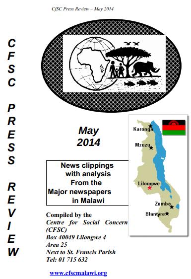 2014-05 Press Review