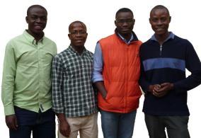 Mozambican Students Balaka 2014-2015 B