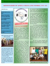 Newsletter Volume 2 June 2014