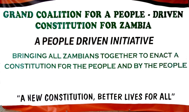 Grand Coalition New Constitution Mulungushi 2014 06