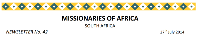 Newsletter South Africa no 42 logo