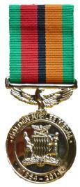 Golden Jubelee Medal
