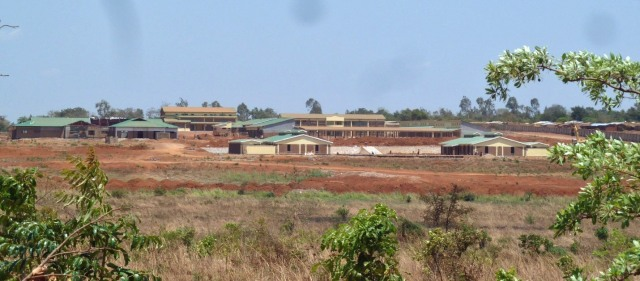 Campus of Loyola Kasungu 2014 A