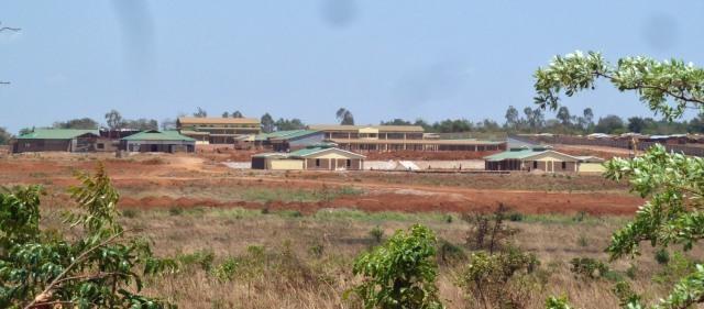 Campus of Loyola Kasungu 2014 A