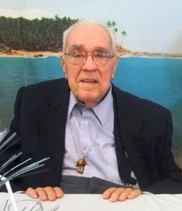 Oswald Payant 100 years died 16-01-2015