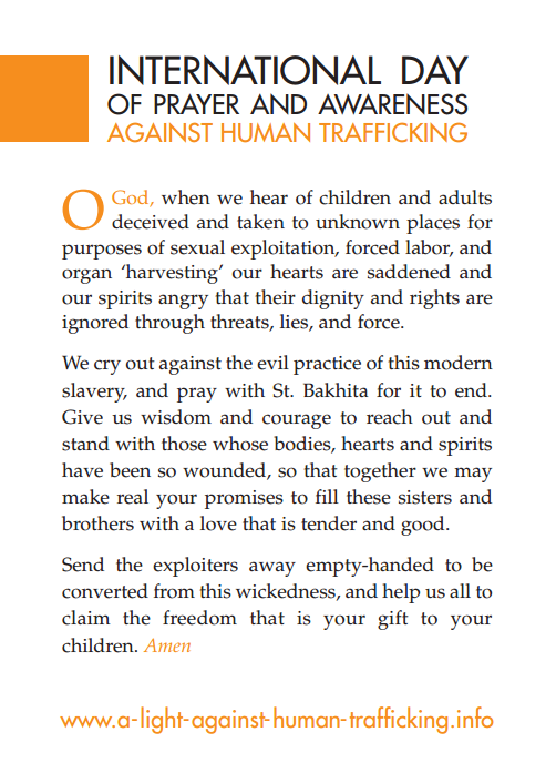 Human trafficking card 2