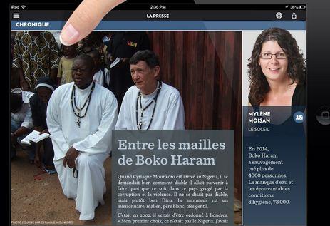 Entre les mailles de Boko Haram