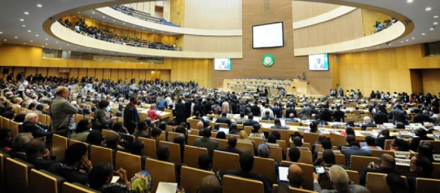 25th Ordinary Session of the Assembly of the African Union 01