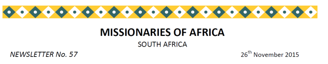 Newsletter South Africa no 57 title (2)