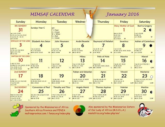 2016 MIMSAF Calendar 5 copie