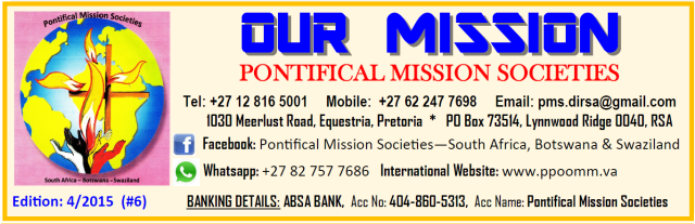 Pontifical Mission Societies SA-04-2015 01