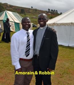 Amorain and Robbin