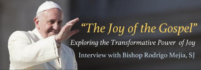 Anti-Slavery Campaign Interview Series. Bishop Rodrigo Mejía, SJ 01