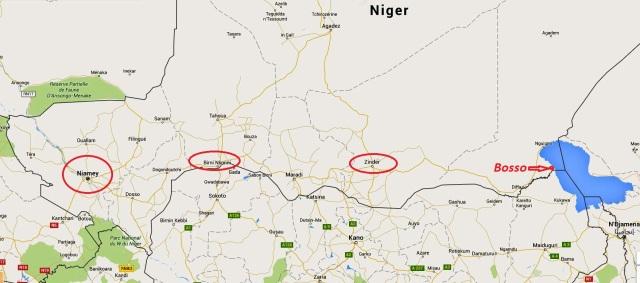 Bosso, Niger