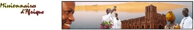 Missionnaire d'Afrique Logo Afrique de l'ouest