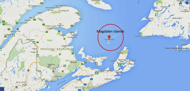 Newsletter South Africa No. 64 June 2016 Magdalen Islands