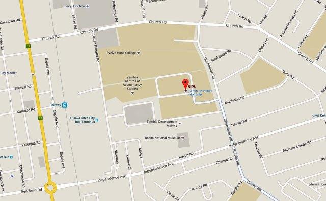 Nipa cultural centre Lusaka