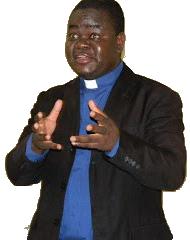 Oasis Forum Chairman Fr Cleophas Lungu PNG