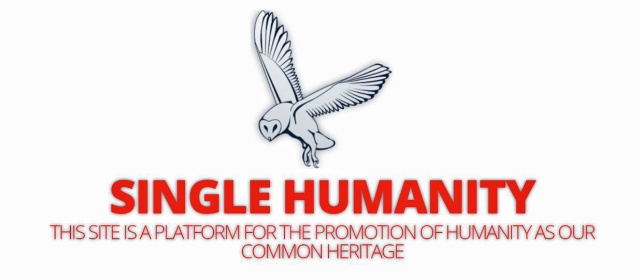 Single Humanity Logo Blog